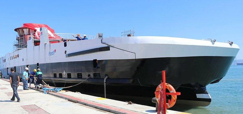 TURKISH SHIPYARD BUILDS 47 SHIPS FOR NORWEGIAN COMPANY