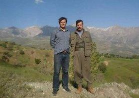 Alman muhabirden PKK'yı öven paylaşım
