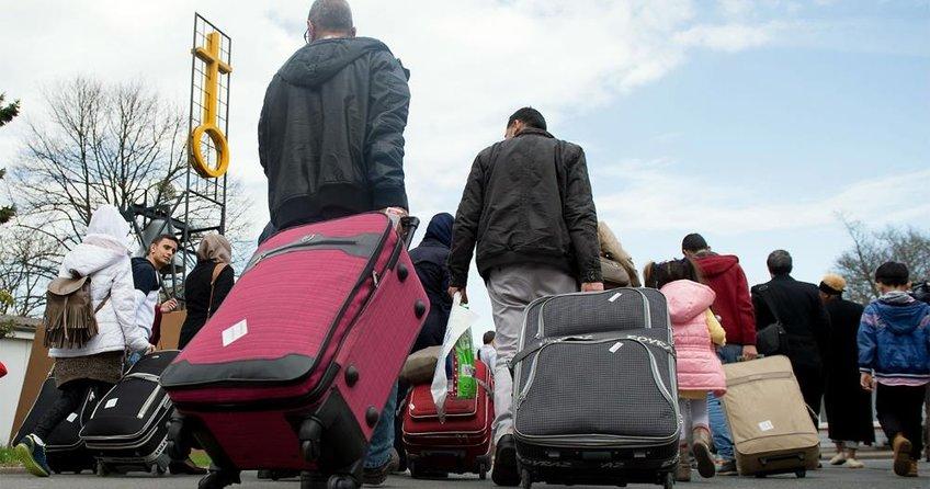 Mülteci krizini aşamıyorlar