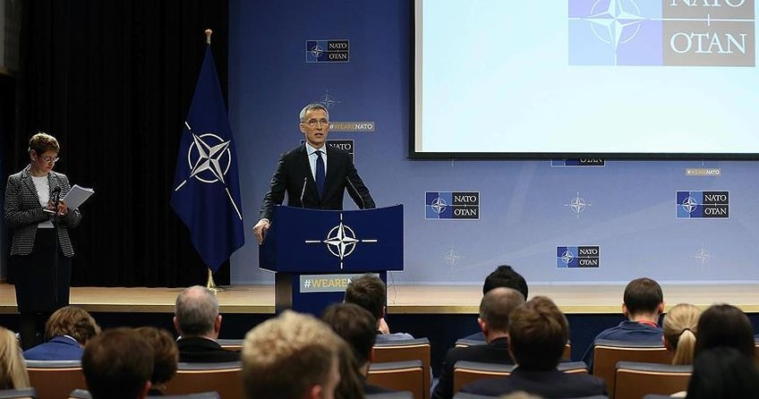 NATOdan Zeytin Dalı Harekatı açıklaması