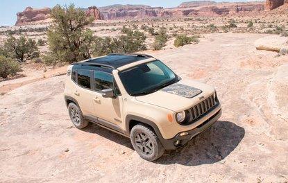 Jeep'te sonbahar fırsatları!