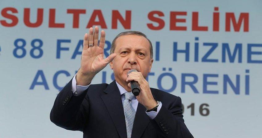Recep Tayyip Erdoğan: Herkes haddini bilecek