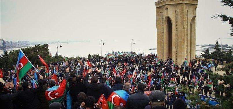 PAKISTAN CONGRATULATES AZERBAIJAN AHEAD OF NATIONAL SALVATION DAY