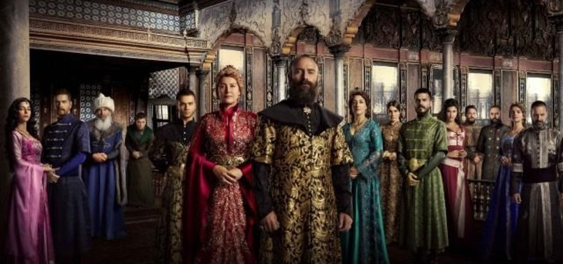 TV series Magnificent Century and Kösem Sultan boost Turkish