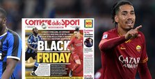 Italian sports daily under fire over 'Black Friday' headline