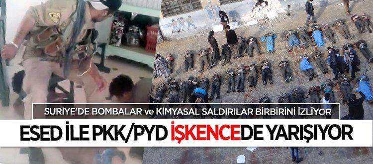Esed rejimi 6 ayda 95 kişiyi işkenceyle öldürdü