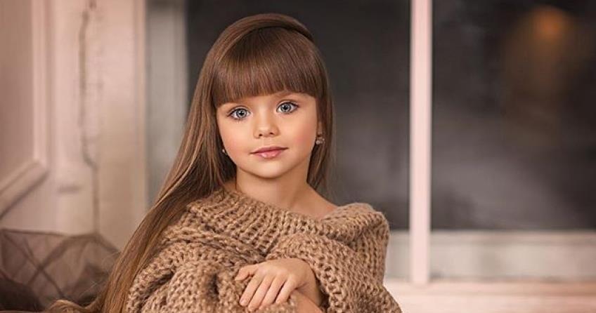 Dünyanın en güzel kız çocuğu