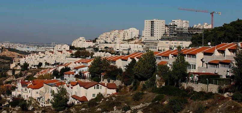 52 YEARS: ISRAELI SETTLEMENTS USURPING PALESTINIAN LANDS