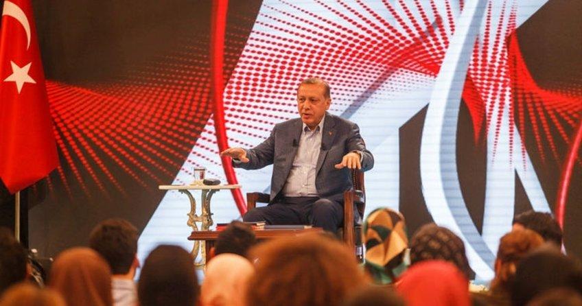 Cumhurbaşkanı Recep Tayyip Erdoğan: Gavur toprağında esir olamam