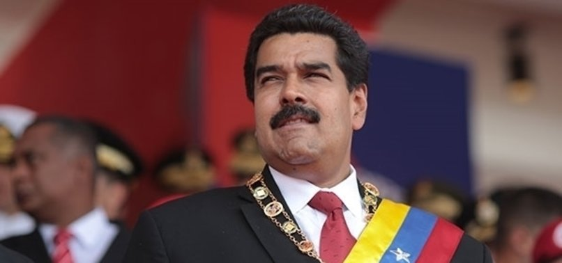 VENEZUELA HOPES TO 'TURN THE PAGE' WITH US