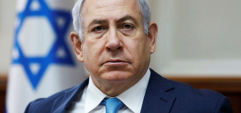 NETANYAHU SAYS SAUDI TO OPEN AIRSPACE TO INDIA-ISRAEL FLIGHTS