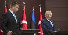 Turkey, Estonia discuss EU ties, refugee crisis