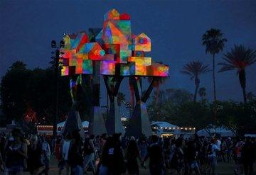 Coachella 2017 başladı