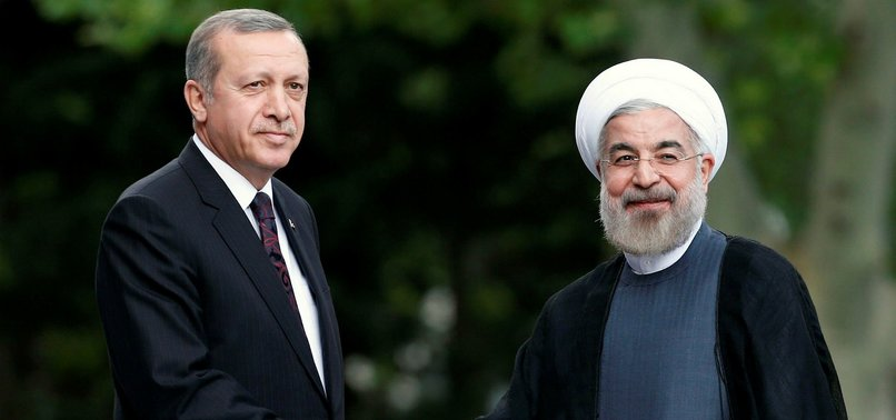 ERDOĞAN, ROUHANI TO SPEED UP EFFORTS TO IMPLEMENT CEASEFIRE IN SYRIAS EASTERN GHOUTA