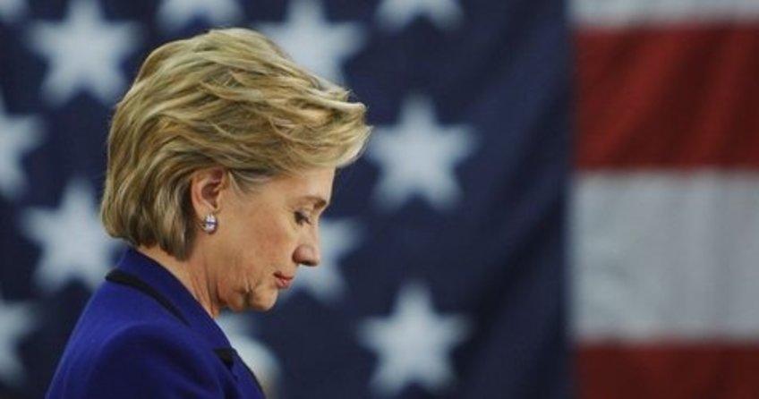 Clinton: 'FBI yüzünden kaybettim'