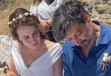 Deniz Uğur ve Erdinç Gülener evlendi