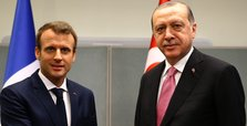 Erdoğan briefs Macron on aims of Operation Peace Spring