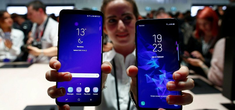 SAMSUNG S9 HAS A GREAT CAMERA - JUST LIKE OTHER PHONES
