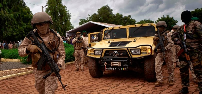 FORMER DEFENSE CHIEF, COLONEL APPOINTED TO LEAD MALI