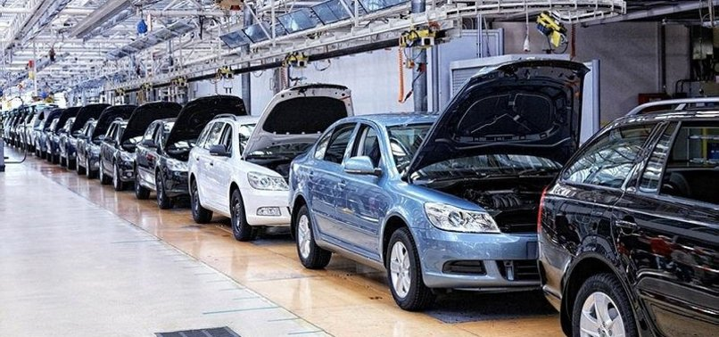TURKEYS AUTO INDUSTRY PRODUCES 735,000+ VEHICLES IN H1