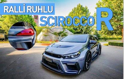 RALLİ RUHLU SCİROCCO R