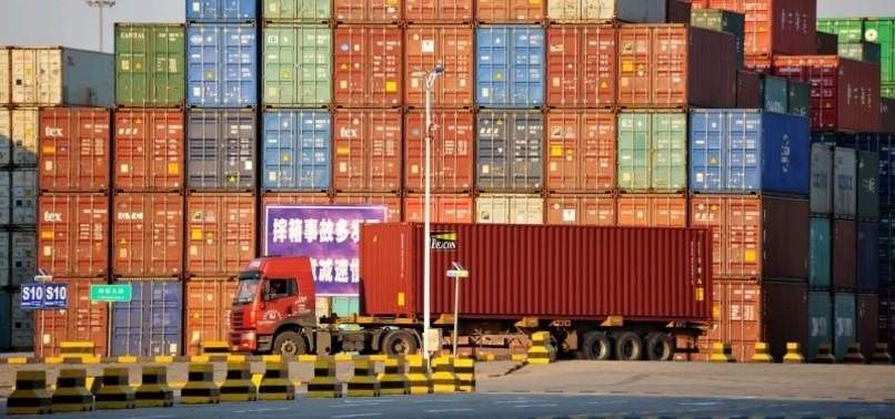 CHINAS TRADE SURPLUS SOARS TO RECORD $34.1B DESPITE US TARIFFS