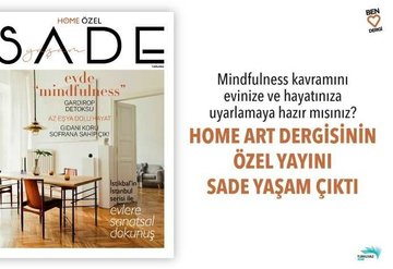 Sade Yaşam by Home Art