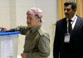 Kuzey Irak'ta gayrimeşru referandum yapıldı