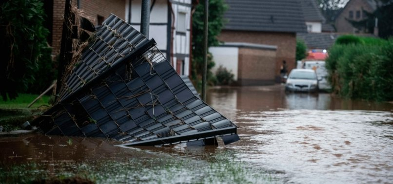 SOME 1,300 MISSING IN GERMAN TOWN AFTER MASSIVE FLOODING
