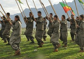 Alp Dağı eteklerindeki PKK eğitim kampı Europol raporunda