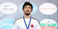Turkey's Kerem Kamal wins gold in world wrestling