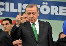 Cumhurbaşkanı Erdoğan'dan tehditler savuran CHP'li vekile sert tepki