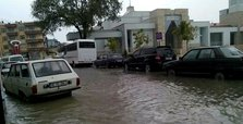Turkey's Marmara region lashed by heavy rains
