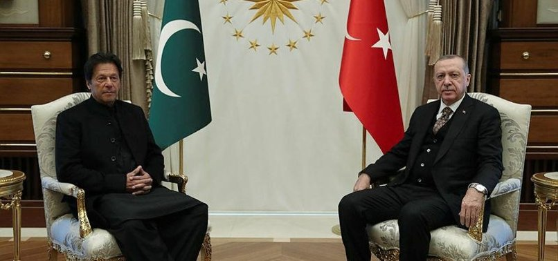 TURKEYS ERDOĞAN TO CO-CHAIR HIGH-LEVEL MEETING IN PAKISTAN