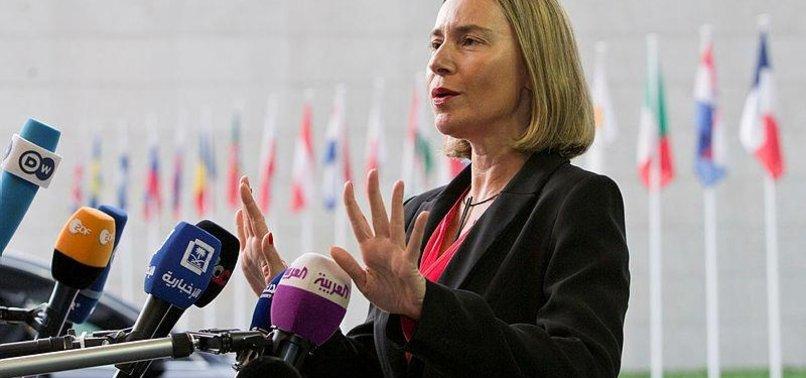 EU SAYS NO NEW SANCTIONS AGAINST IRAN