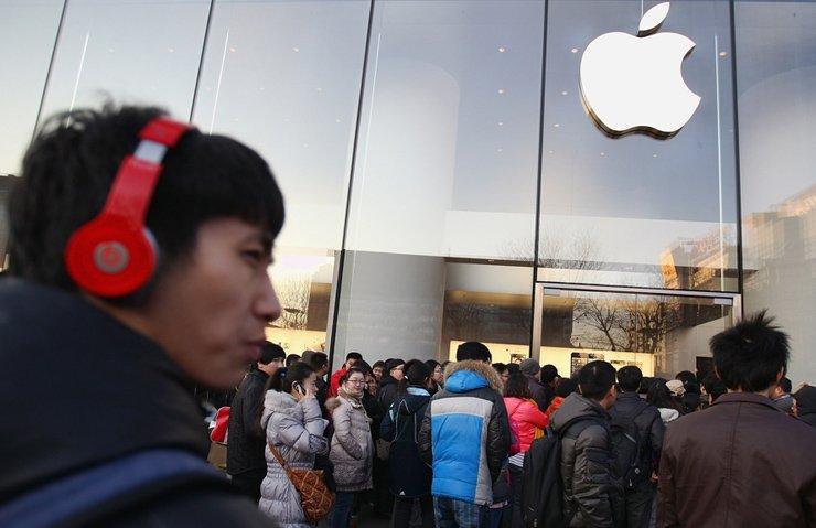 Apple, ilk dörde giremedi!