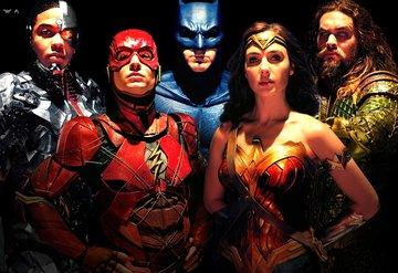 Justice League filminin Snyder versiyonu