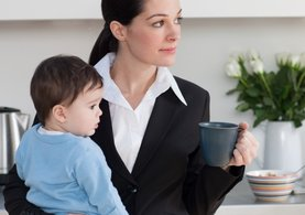 Çalışan annelere 30 bine kadar maaş