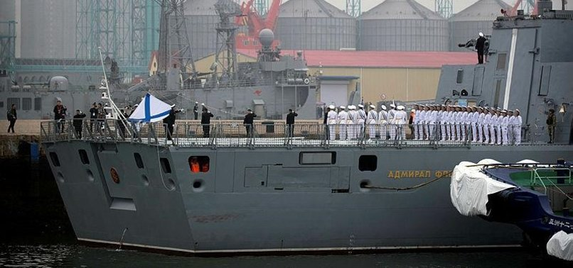 CHINA AND RUSSIA TO HOLD JOINT NAVY DRILLS NEXT WEEK