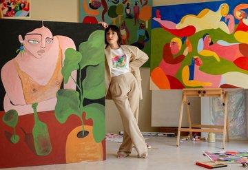 Mango, Kadınlar Günü'nü Kadın Sanatçılar İle Kutluyor