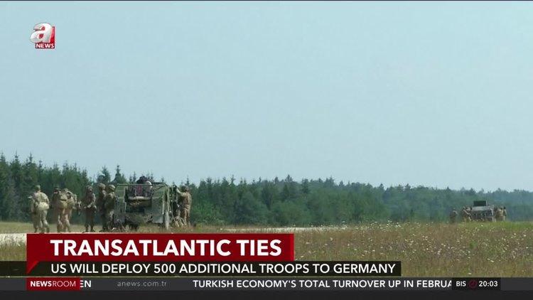 Austin: US adds 500 troops in Germany, despite Trump pledge