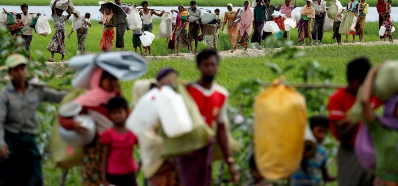 BANGLADESH EYES MORE EU ACTION FOR ROHINGYA RETURN TO MYANMAR