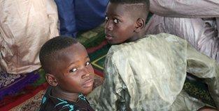 Turkish volunteers extend relief to Senegalese orphans