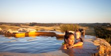 Turkey's thermal springs help you to keep yourself healthy