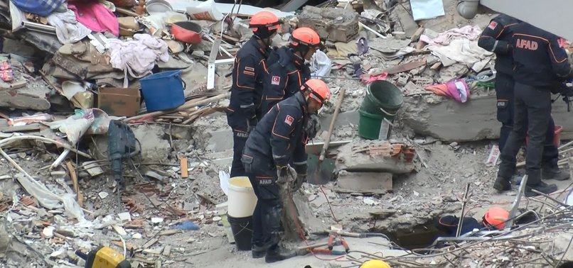 DEATH TOLL CLIMBS TO 15 IN ISTANBUL BUILDING COLLAPSE