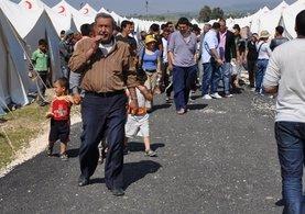 Referandumdan önce Suriyelilere vatandaşlık verilmeyecek