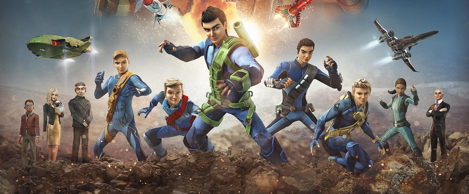 Thunderbirds Are Go Yeni Sezon