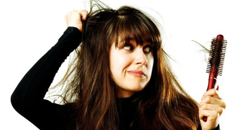 Saç dökülmesinin nedenleri 3 adımda çözüm