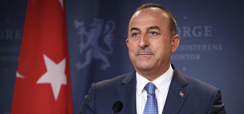 TURKISH FM BLASTS NETANYAHUS ANNEXATION PLEDGE AS RACIST
