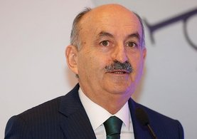 Çalışma ve Sosyal Güvenlik Bakanı Müezzinoğlu Açıklaması